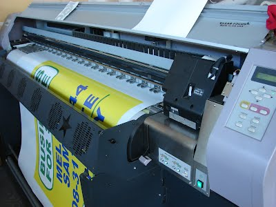 large format printer Quality Sign
